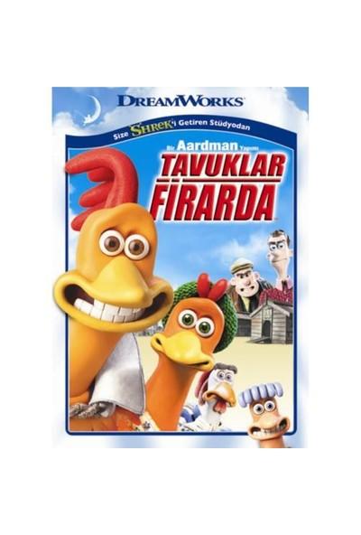 Chicken Run (Tavuklar Firarda) ( DVD )