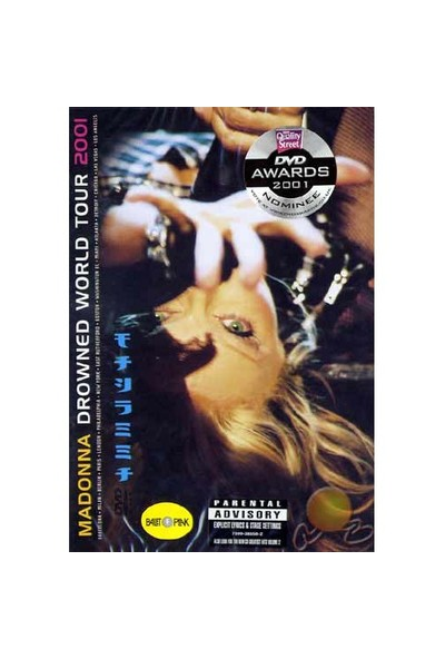 Drowned World Tour 2001 (Madonna) ( DVD )