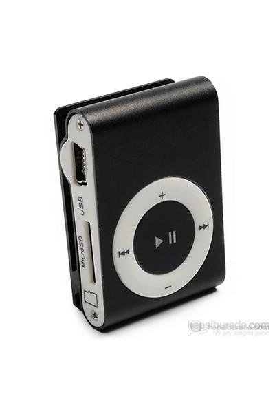 Player PL-101 8GB Mp3 Çalar - Siyah