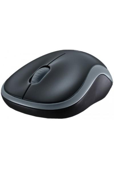 Logitech® M185 Nano Optik Kablosuz Mouse Gri (910-002235)
