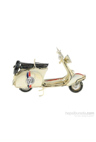 Metal Retro Scooter