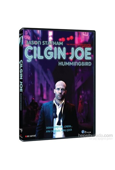 Hummingbird - Çılgın Joe (Dvd)
