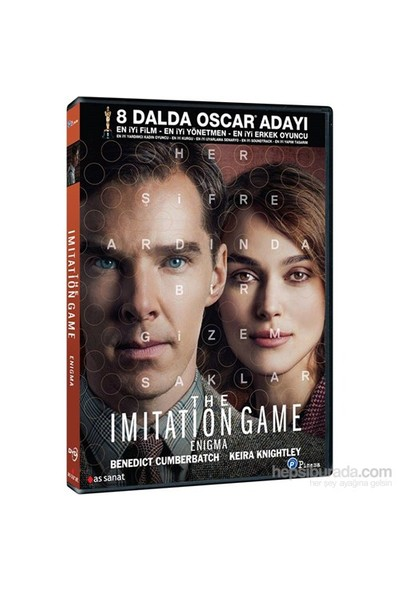 The Imitation Game: Enigma (Dvd)
