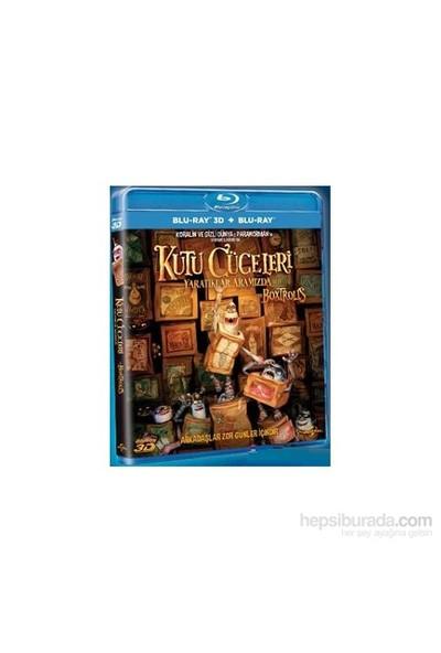 The Boxtrolls (Kutu Cüceleri Yaratıklar Aramızda) (3D Blu-Ray Disc)