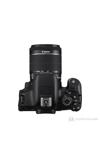 Canon Eos 700D 18-55 IS STM DSLR Fotoğraf Makinesi