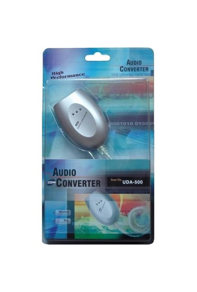 Ducki UDA-500 USB Ses Kartı