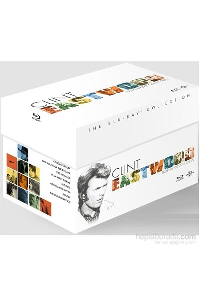 Clint Eastwood 7 Blu-Ray Koleksiyon (Blu-Ray Disc)