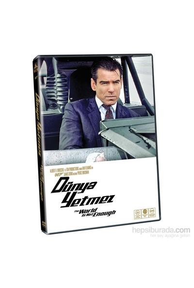 The World Is Not Enough (Dünya Yetmez) (James Bond) ( DVD )