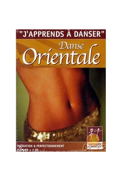 Danse Oriantale (J'apprends A Danser La) (DVD + CD)