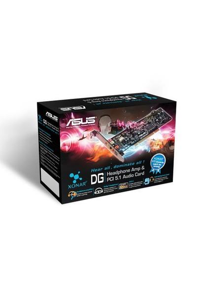 Asus Xonar DG 5.1 Pci Ses Kartı