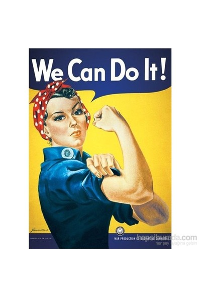 Maxi Poster We Can Do It
