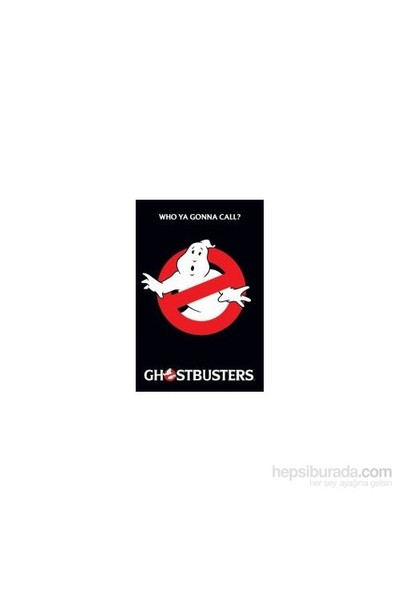 Maxi Poster Ghostbusters Logo