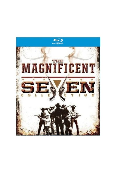 The Magnificent Seven (Muhteşem Yedili) (Blu-Ray Disc)