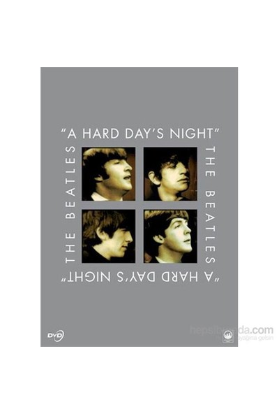 A Hard Day's Night-The Beatles