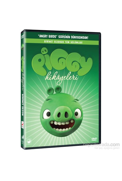 Piggy Tales Season 1 (Piggy Hikayeleri Sezon 1 ) (DVD)