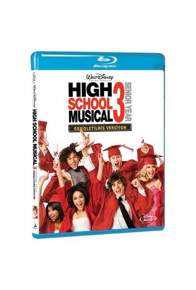 High School Musical 3: Senior Year (High School Musical 3: Mezuniyet Yılı) (Blu-Ray Disc + DVD)