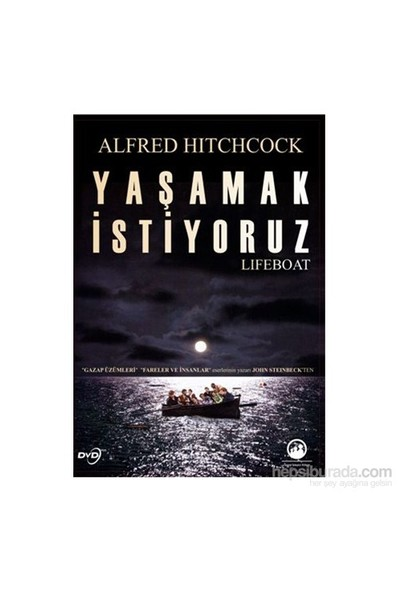 Lifeboat (Yaşamak İstiyoruz) (DVD)