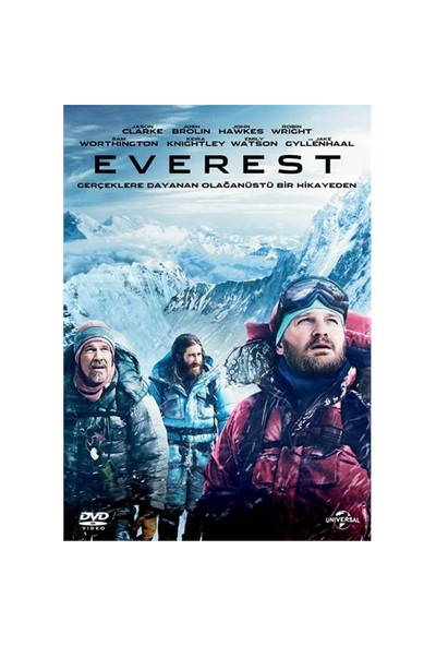 Everest (3D + 2D Blu-Ray Disc)