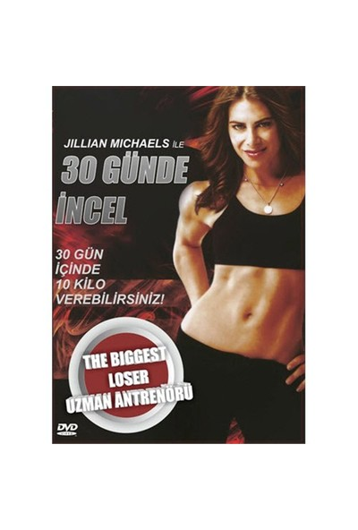 Jillian Michaels ile 30 Günde İncel
