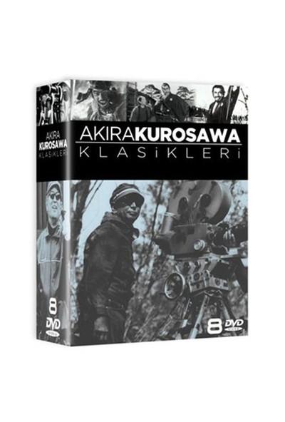 Akira Kurosawa Klasikleri (8 Disc)