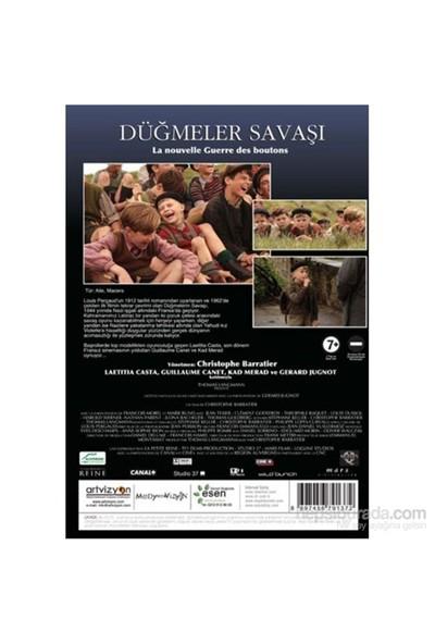 La Nouvelle Guerre Des Boutons (Düğmeler Savaşı) (DVD)
