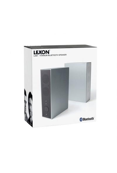 Lexon Titanium Bluetooth Hoparlör - Siyah