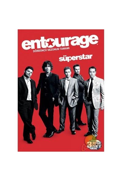 Entourage Season 4 (Süper Star Sezon 4) (3 Disc)