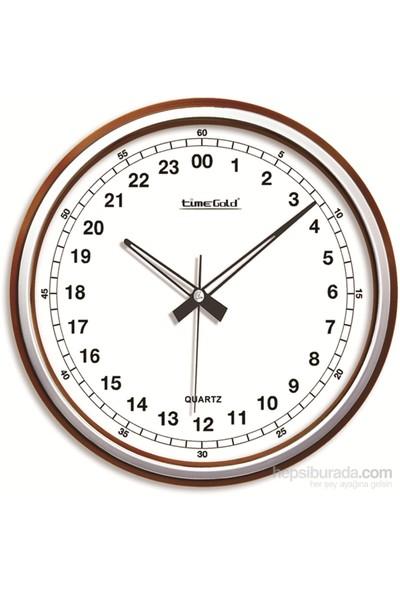 Time Gold 24 Duvar Saati