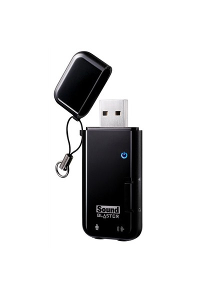 Creative X-Fi Go Pro USB Ses Kartı