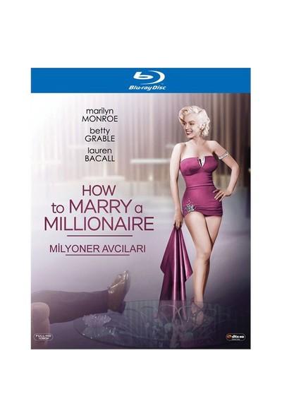 How To Marry A Millionaire (Milyoner Avcilari) (Blu-Ray Disc)