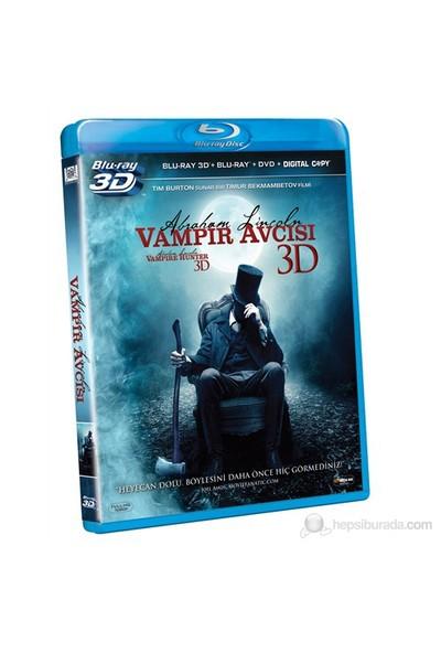 Abraham Lincoln : The Vampire Hunter (Abraham Lincoln : Vampir Avcısı) (3D Blu-Ray Disc)
