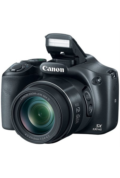 Canon PowerShot SX530 16.0 MP 50x Optik Zoom Dijital Fotoğraf Makinesi