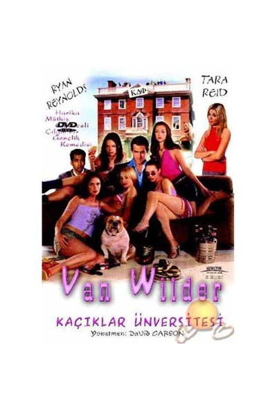 Van wilder (Kaçıklar Üniversitesi) ( DVD )