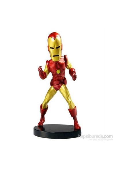 Iron Man Classic Bobble-Head