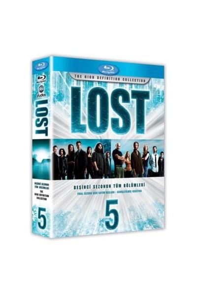 Lost Season 5 (Lost Sezon 5) (Blu-Ray Disc)