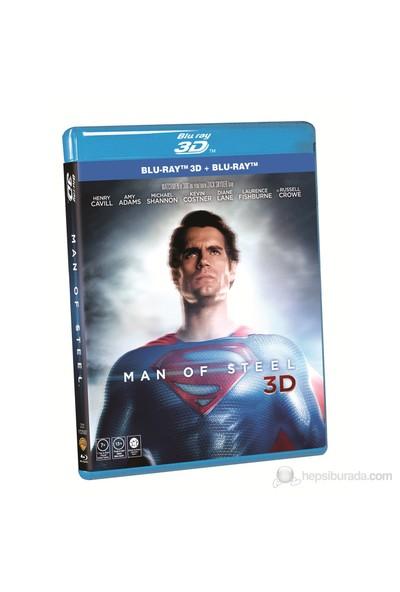 Man Of Steel (3D Blu-Ray Disc)