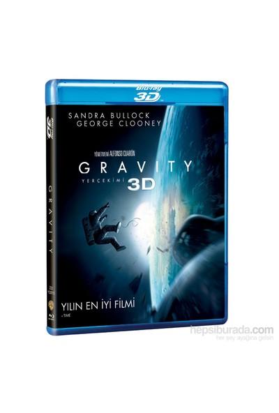 Gravity (Yerçekimi) (3D Blu-Ray)
