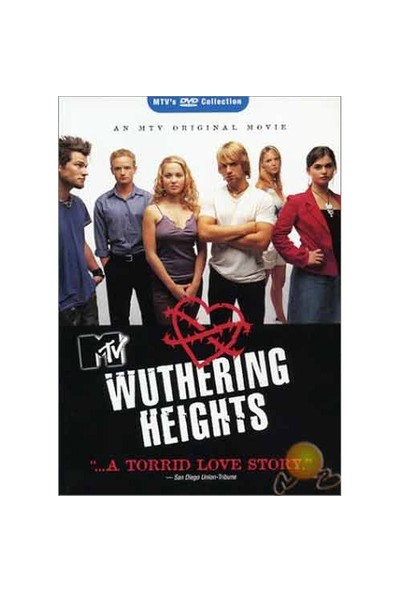 Mtv Wuthering HEights (Ağlayan Tepeler) ( DVD )