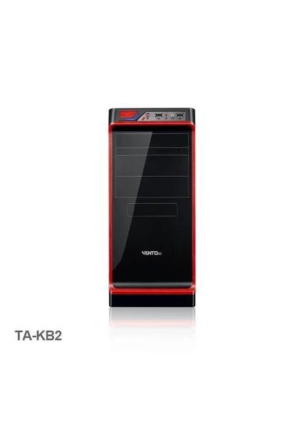 Vento Ta-Kb2 Atx Siyah/Kırmızı Kasa 350W