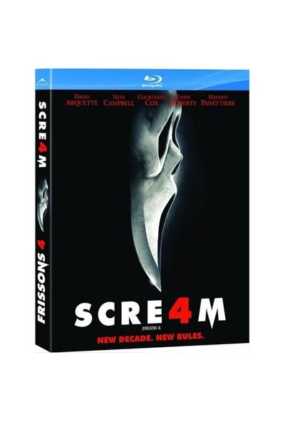 Scre4m (Çığlık 4) (Blu-Ray Disc)