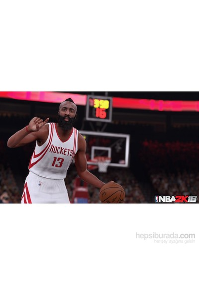 NBA 2K16 PS4 Oyun