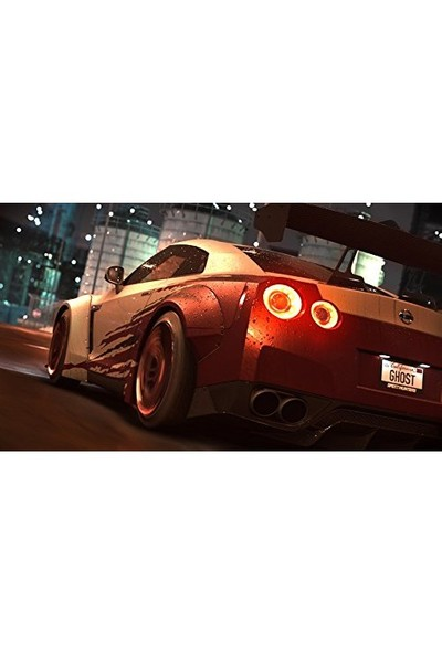 Need For Speed 2015 PS4 Oyun