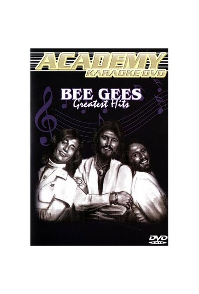 Karaoke Academy Karaoke Dvd The Bee Gees Greatest Hits