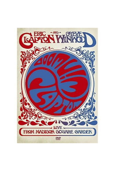 Eric Clapton And Steve Winwood - Live From N.Y. Madison Square Garden (2 DVD)