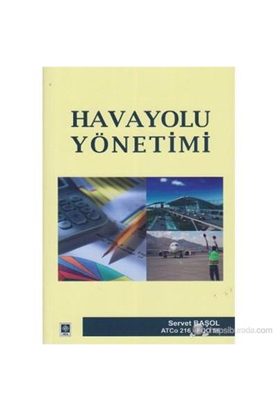 Havayolu Yönetimi-Servet Başol