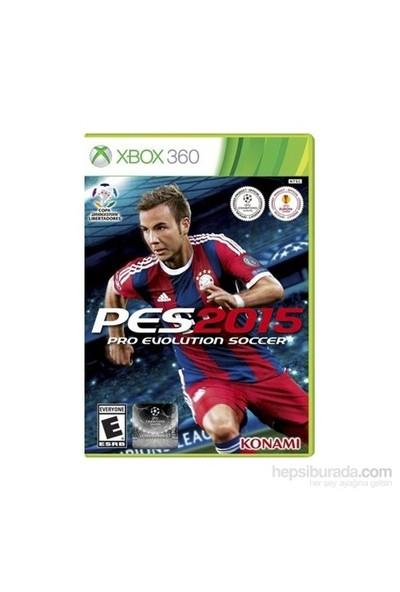 PES 2015 Xbox 360