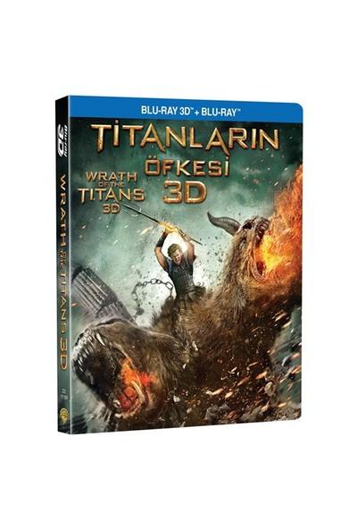 Wrath Of The Titans (Titanların Öfkesi) (2D + 3D Blu-Ray Disc)