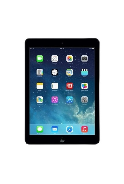 "Apple iPad Air 16GB 9.7"" Wi-Fi Uzay Grisi Retina Ekranlı Tablet MD785TU/A"