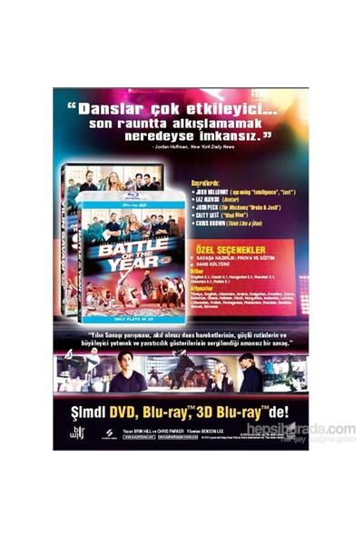 Battle of the Year (Yılın Savaşı) (Blu-Ray Disc)