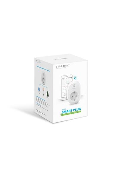 TP-LINK HS110 Enerji Kontrollü Kablosuz Akıllı Priz